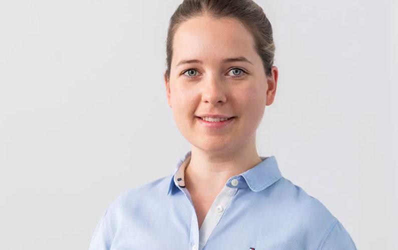 Julia Buchmann, BSc(hons), MSc (Chiropractic)